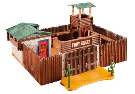 Fort Brave   6427   PLAYMOBIL® France