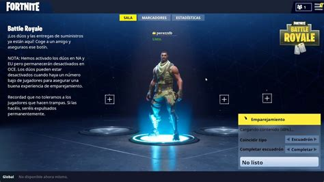 Fortnite Battle Royale PC gameplay en directo en español ...