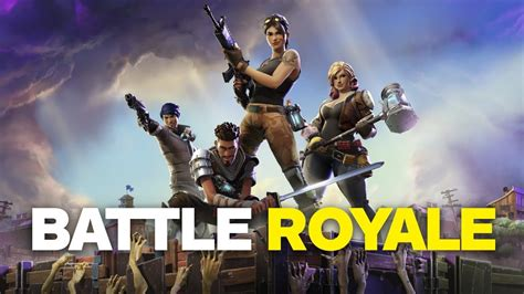 Fortnite Battle Royale Preview   YouTube
