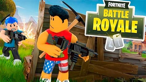 FORTNITE BATTLE ROYALE ROBLOX ™ » Juego GRATIS en ...