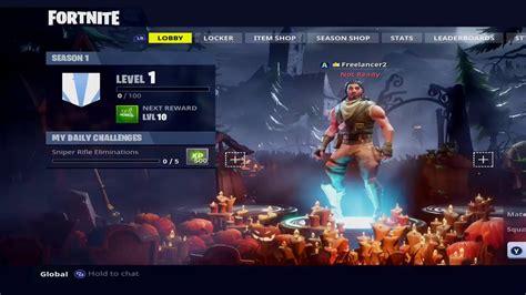 Fortnite Battle Royale: Update News Halloween Costumes ...