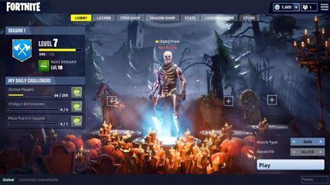 Fortnite Battle Royale | Windows 10 Themes