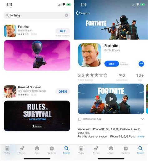 Fortnite Download Android