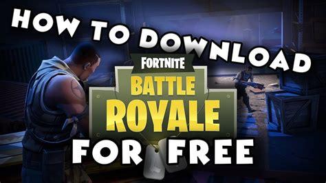 Fortnite Download Windows 10