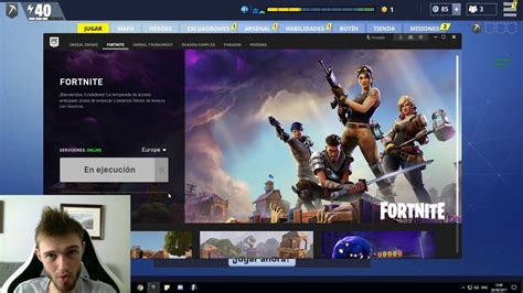 Fortnite en Español - COMO JUGAR DESDE PS4 CON PC y vic ...
