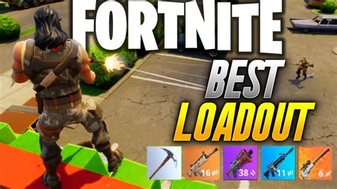 Fortnite: EPIC END GAME & EPIC LOADOUT! (Fortnite Gameplay ...