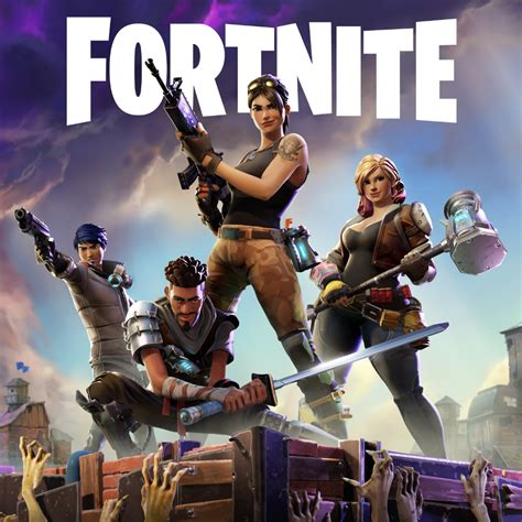 Fortnite From Epic Games Coming Next Month – New Gameplay ...