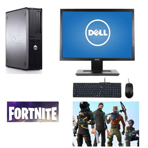 Fortnite Gaming Ready PC Bundle GT 710 WIFI Ready Windows ...
