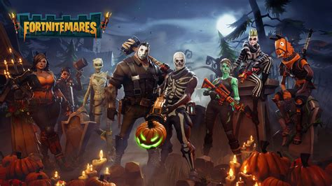 Fortnite Gets Spooky with Fortnitemares Update - n3rdabl3