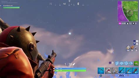 Fortnite: Komet gesichtet   Zerstört er die Tilted Towers?