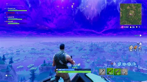 Fortnite Map View Computer Wallpaper 63031 1920x1080 px
