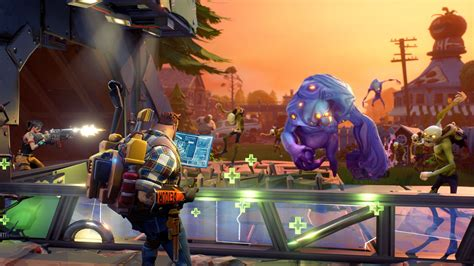 Fortnite Reappears With E3 Trailer, Comes to Early Access ...
