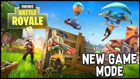 Fortnite s Battle Royale 100 Player Mode Is Now Live