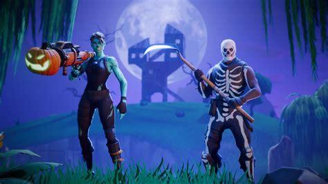 Fortnite s Battle Royale Mode Receiving Halloween themed ...