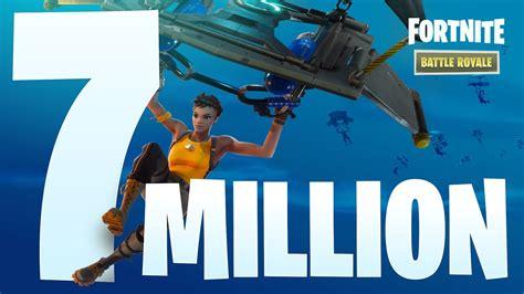 Fortnite supera los 7 millones de usuarios tras el Battle ...