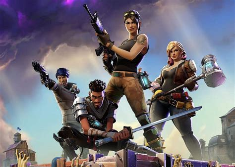 Fortnite's charm and crafting are a strong start – but ...