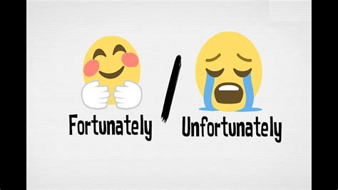 Fortunately / Unfortunately (A Story Chain) with audio ...