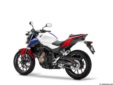 Forum motomag   Sujet : Nouveautés moto 2016 : Honda CB ...