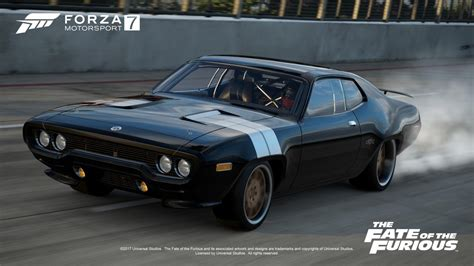 Forza 7 to feature Fast and Furious 8 star cars | Top Gear