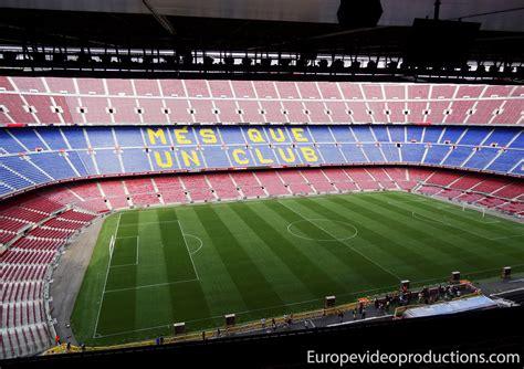 Foto: Camp Nou - estadio del FC Barcelona, en Cataluña, en ...