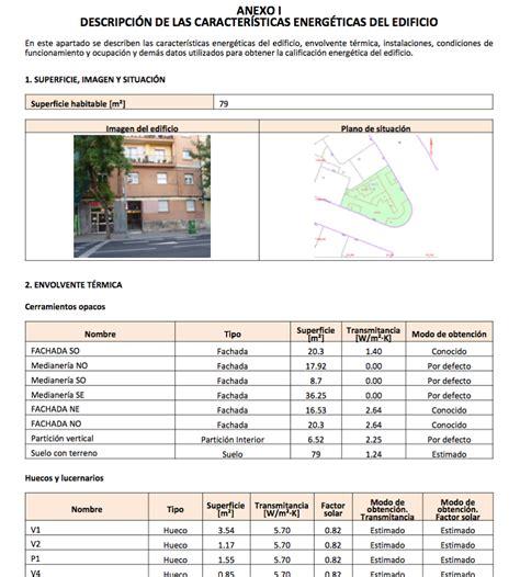 Foto: Certificado de Eficiencia Energética de Vivienda en ...