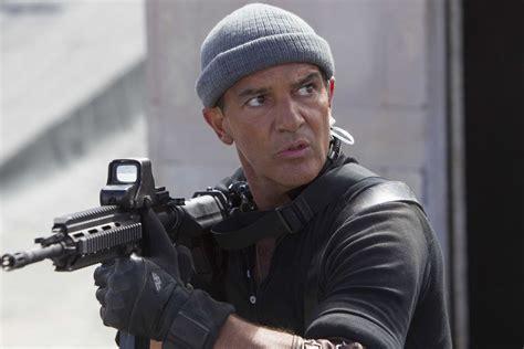 Foto de Antonio Banderas - Los mercenarios 3 : Foto ...