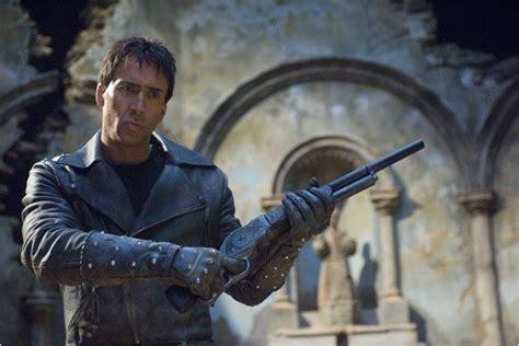 Foto de Nicolas Cage en la película Ghost Rider. El ...
