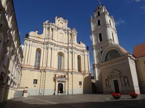 Foto de Vilnius University  Vilniaus Universitetas , Vilna ...
