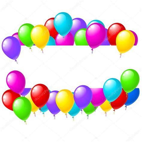 Foto: globos fiesta | muestra de banner con globos de ...