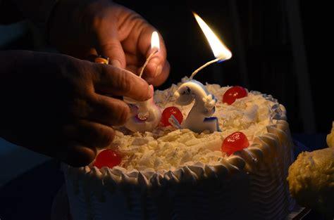 Foto gratis: Cumpleaños, Pastel, Felicitaciones   Imagen ...