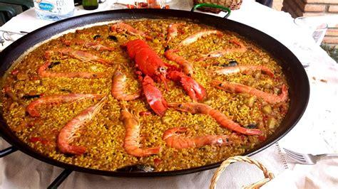 Foto gratis: Paella, Bogavante, Arroz   Imagen gratis en ...
