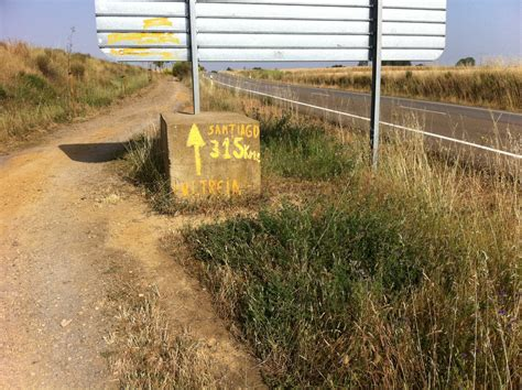 Foto Kilometros-camino-santiago Camino Santiago 4a Etapa