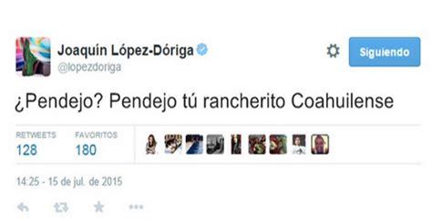 FOTO: López Dóriga le responde a Martínez Soriano en ...
