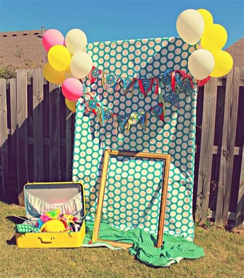 Fotocall. Ideas divertidas para fiestas infantiles ...