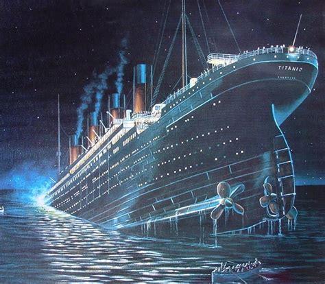 Fotografías: El Titanic.