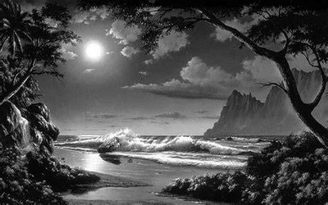 Fotografias en blanco y negro de hermosos paisajes ...