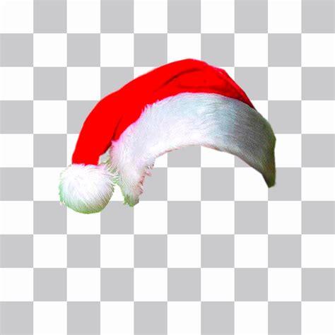 Fotomontaje para poner un gorro de navidad en tu foto ...