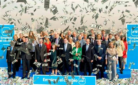 Fotomontajes de la foto del Partido Popular y el cielo de ...