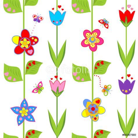 Fotomural Fondo de pantalla de flores de primavera ...