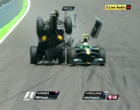 Fotos accidentes Formula 1   Taringa!