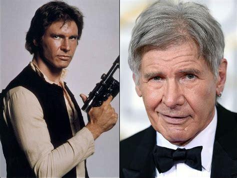 Fotos: Antes y después actores de la saga  Star Wars ...