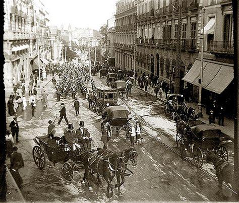 Fotos Antiguas: La Carrera de San Jerónimo  1915