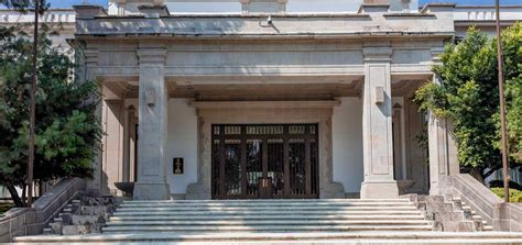 FOTOS: Así es la Residencia Oficial de Los Pinos
