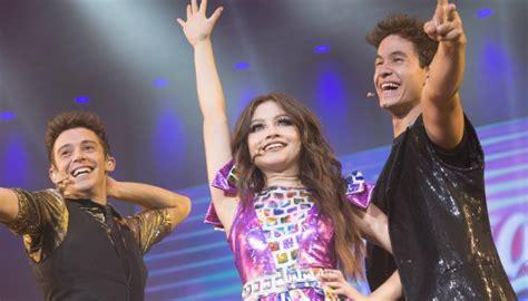 FOTOS: Así estuvo el concierto de Soy Luna en México | 15a20