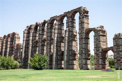 Fotos de Acueducto de Los Milagros - Fotos | extremadura .com
