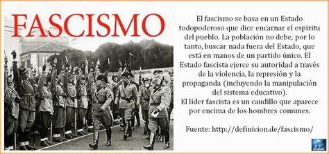 Fotos de Chávez: ¿Qué es el fascismo? (Otra vez)