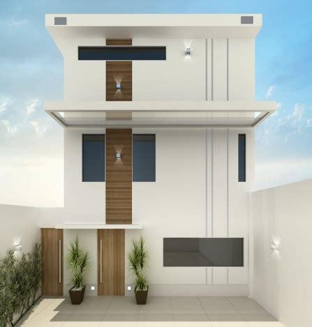 Fotos de fachadas de casas modernas e pequenas | Duplex ...