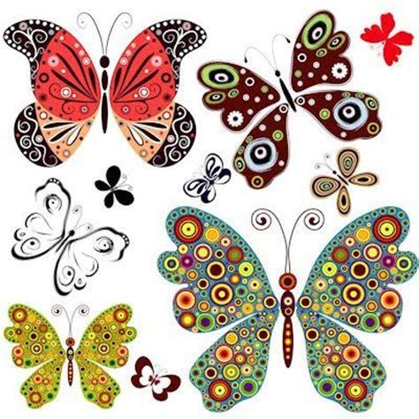fotos de mariposas de colores para imprimir   imagen de ...