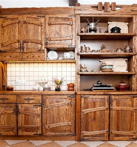 Fotos De Muebles De Cocina Rusticos. Cool Muebles Rusticos ...