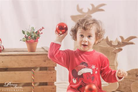 Fotos de niños en Navidad   Fotografo de Bodas en Madrid